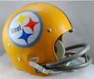 Pittsburgh Steelers 1962Throwback 2-Bar TK Riddell NFL Full Size Football Helmet