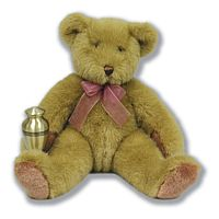 Cuddly Bear Keepsake Cremation Urn