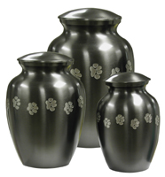 Slate Paw Print Urns<BR> Starting at $69.95