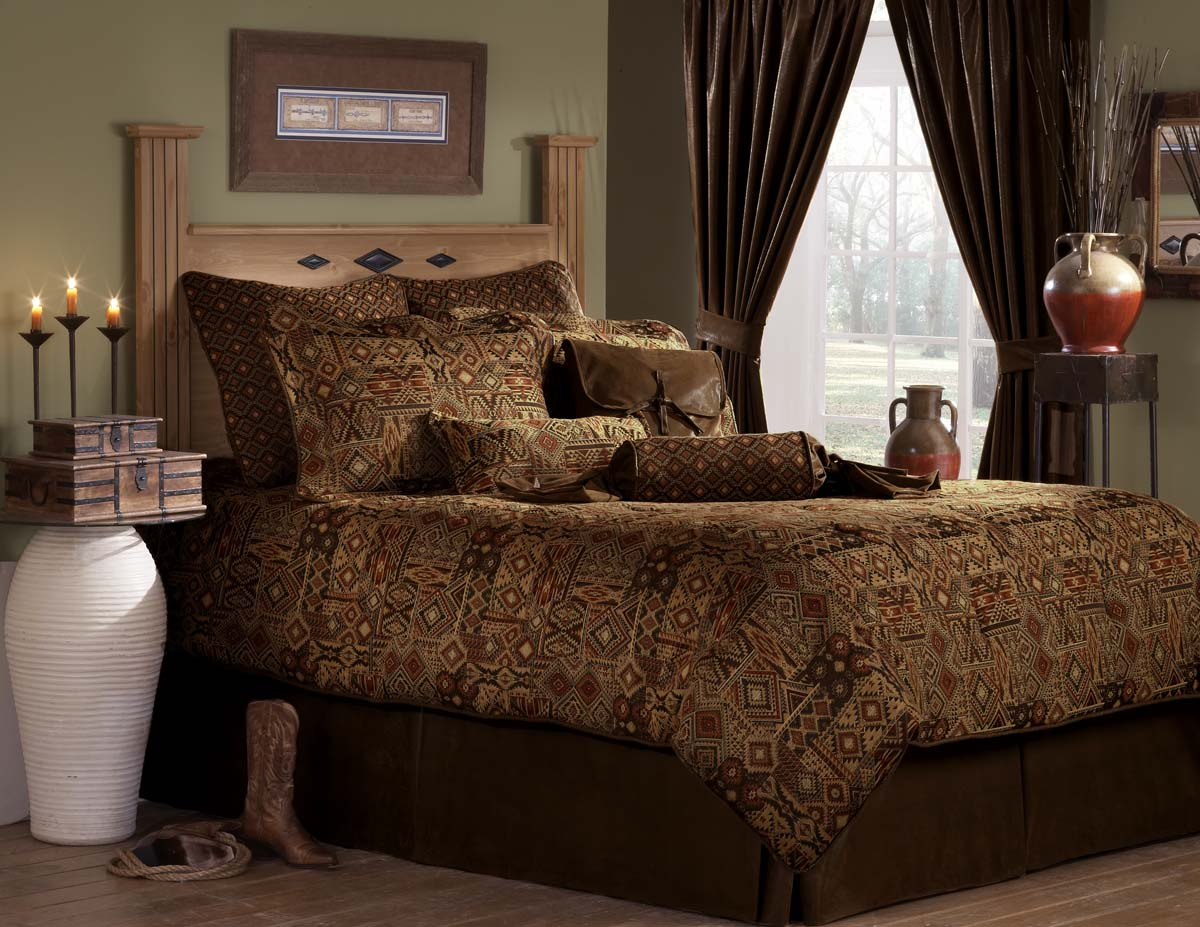 El Paso Comforter Set And Daybed Set By Victor Mill