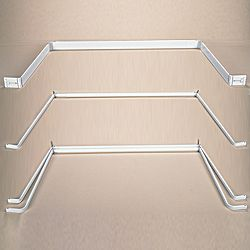 Specialty Curtain Rods Bay Window Rods Corner Rods