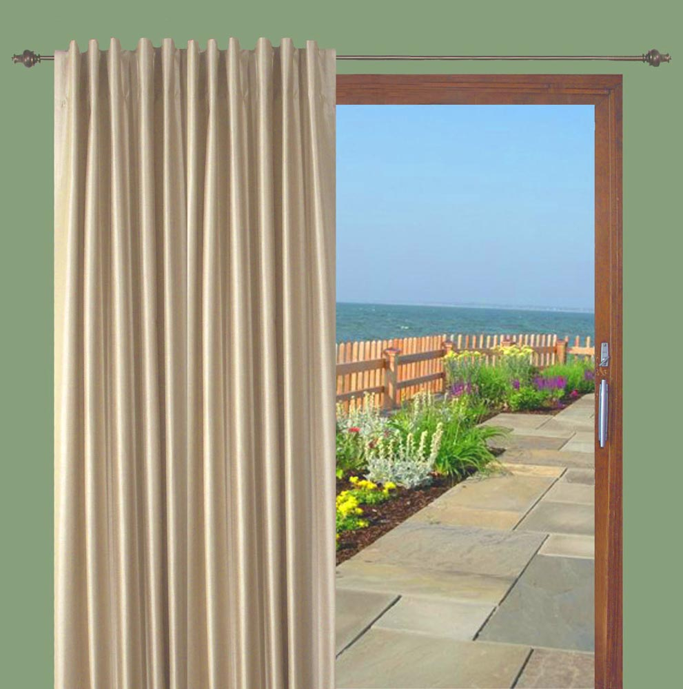 100 insulated patio door curtains window blinds insulated w