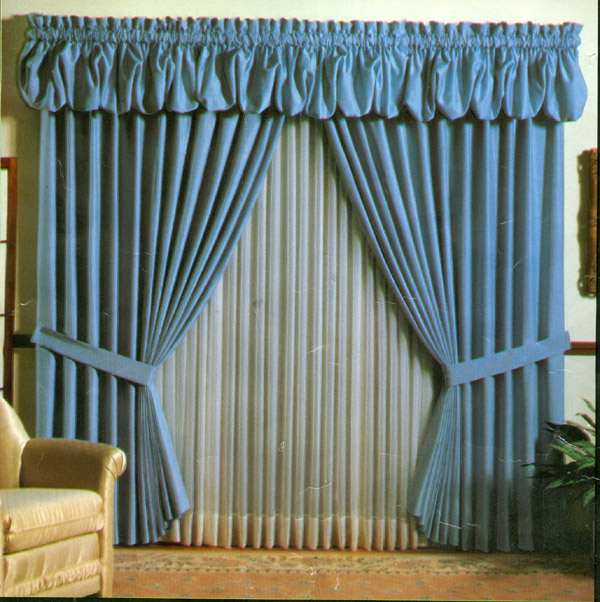 Antique Satin Pinch Pleated Lined Drapery