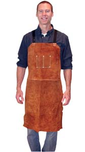 Tillman Leather Bib Apron 3836