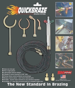 Smith Quickbraze Air Conditioning/Refrigeration Outfit 23-5005A