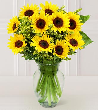 Sun Sunflower Bouquet