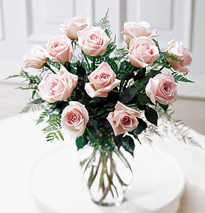 New Baby Roses bouquet - Welcome to Motherhood
