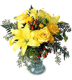 Speedy recovery bouquet