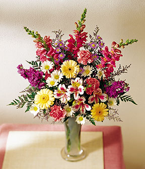 Get Well - Wishing Well bouquet