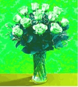 Green Roses - Designs East Florist Dallas
