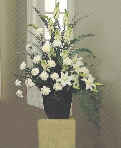 Basket of light - By Designs East Florist Dallas