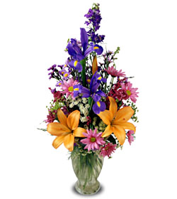 Floral Festival™ Bouquet - Designs East Florist Dallas