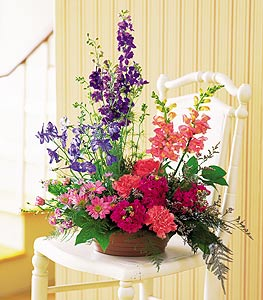 Garden Fresh Blooms - Designs East Florist Dallas