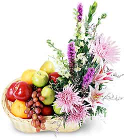 Fruitful Abundance ™ Basket - Designs East Florist Dallas