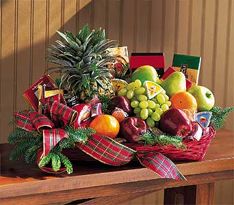 Gourmet Basket & Fruit - Designs East Florist Dallas