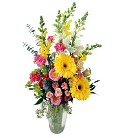 Birthday Cheer Bouquet - Designs East Florist Dallas