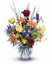 Birthday Arrangement - Designs East Florist Dallas