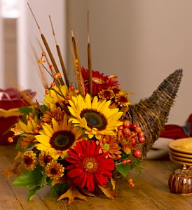 Country Cornucopia - Designs East Florist Dallas