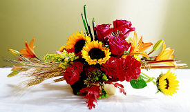 Autumn Riches™ Centerpiece - Designs East Florist Dallas