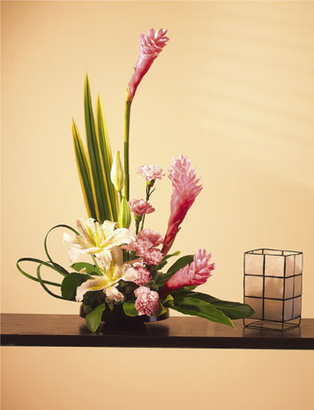Exotic Ginger Tropical Flowers - Designs East Florist Dallas