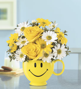 Be Happy® Bouquet - Designs East Florist Dallas
