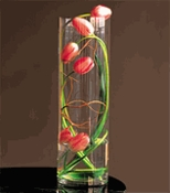 Tulip Sculpture - Designs East Florist Dallas