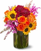 Summer Flowers - Designs East Florist Dallas