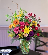 Classic Everyday Arrangement - Designs East Florist Dallas