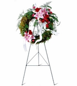 Funeral Standing Wreaths