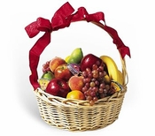 Gifts of the Orchard Fruit Basket - Designs East Florist Dallas