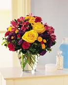 Brighten Your Day bouquet - Designs East Florist