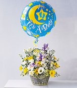 It's a boy bouquet - Designs East Florist Dallas