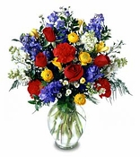 Fresh Flowers™ Arrangement - Designs East Florist Dallas