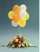 Balloons Party Flowers and balloons - Designs East Florist Dallas