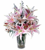 Elegant Tribute� Bouquet - Designs East Florist Dallas