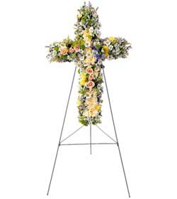 Angel's Cross - Designs East Florist Dallas