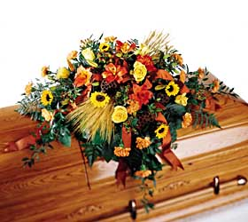 Vibrant™ Casket Spray