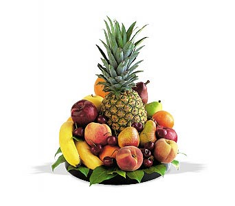 Delightful Fruit Tray - Designs East Florist Dallas