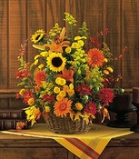 Signature Fall Arrangement