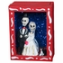 Day of the Dead Wedding Diorama with Dog