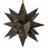 Large Moravian Star Light - Punched Tin 18