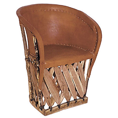 Equipale Barrel Chair