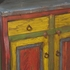 Painted Wood Kitchen Cupboard