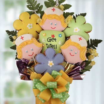 Get Well Cookie Bouquet - SOLD OUT