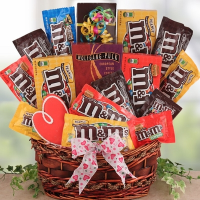 valentine's day gift baskets: a perfect pick for parents!, Ideas