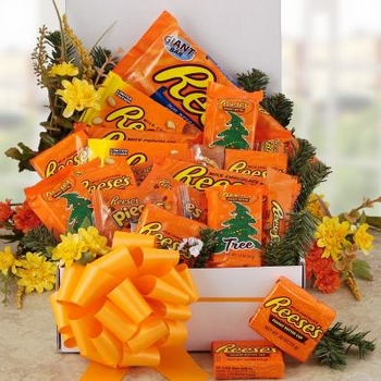 Reese's Christmas Care Package