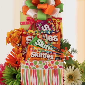 Skittles Candy Gift
