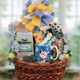Staying With a Friend or Family Member on Vacation? Say Thanks with Pet Gift Baskets