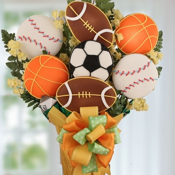 Sports Theme Cookie Gift - SOLD OUT