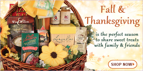 Fall and Thanksgiving Gifts